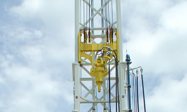 Oil Drilling Top Drive